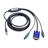 Commutateur KVM Dell - Dell Integrated Access CAT5 -...