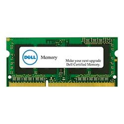 Barrette RAM Dell - DDR4 - 16 Go - SO DIMM 260 broches - 2133 MHz / PC4-17000 - 1.2 V - mémoire sans tampon - non ECC - pour Alienware 17 R3, Steam Machine R2; Inspiron 13 5368, 15 5568; Latitude 5414, 7214, 7414
