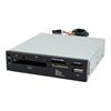 lettore memory card ADJ - Card reader f/pc 3.5in usb2.0