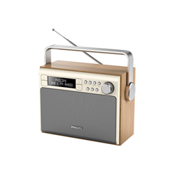 Radio Philips AE5020 - Radio portative DAB - 3 Watt