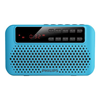 Radiosveglia Philips - Speaker Radio FM USB MicroSD Blue