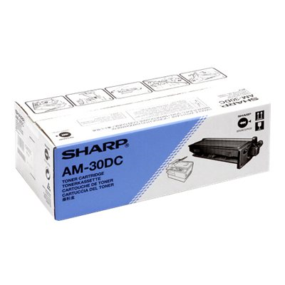 Sharp - TONER NERO PER AM-300 / AM-400 SING
