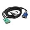 APC - Apc integrated lcd kvm usb cable 3m