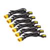 APC - Power cord kit (6 ea)