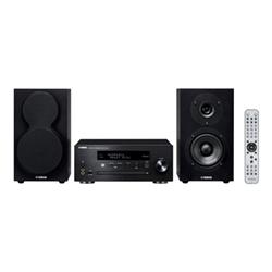 Mini Hi-Fi Yamaha - MusicCast MCR-N470D Black