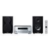 Mini Hi-Fi Yamaha - MusicCast MCR-N470D Silver Black