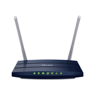 TP-LINK - ROUTER WIRELESS DUAL BAND AC1200