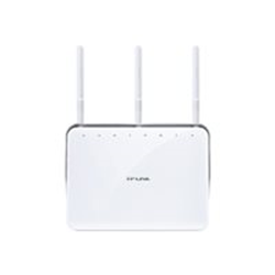 Router TP-LINK - Modem router wireless vdsl2 ac1900