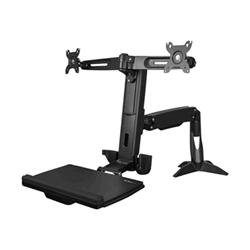 Startech.com braccio supporto per doppio monitor