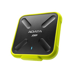 Hard disk interno ADATA - Adata sd700 portable 256gb yellow