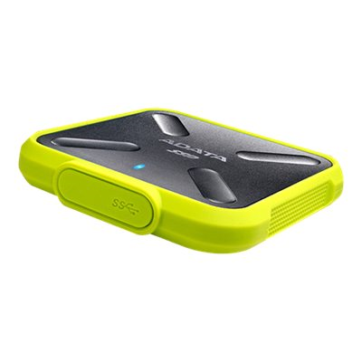 ADATA - ADATA SD700 PORTABLE 256GB YELLOW