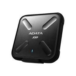 SSD esterno ADATA - Adata sd700 portable 512gb black