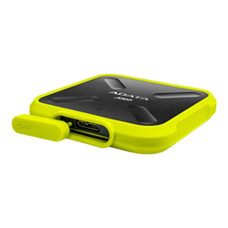 Hard disk interno ADATA - Adata sd700 portable 512gb yellow