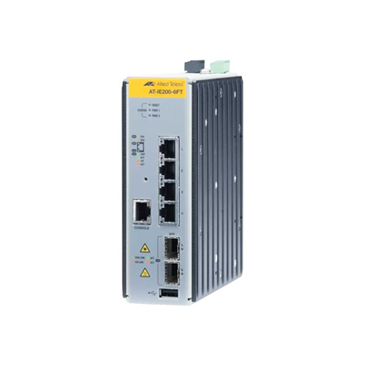 Switch Allied Telesis - MANAGED INDUSTRIAL SWITCH WITH 2
