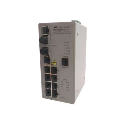Switch Allied Telesis - 8 PORT MANAGED POE STANDALONE FAS
