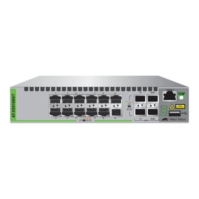 Switch Allied Telesis - 12X 10/100/1000/10G-T  4X SFP