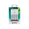 Caricabatteria Sony - Charger + 4 aa 2500 mah precaricate