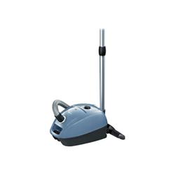 Aspirateur Bosch BGL3A122 - Aspirateur - traineau - sac - bleu argent