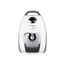 Aspirateur Bosch In'genius ProSilence 59 BGL8SIL59 - Aspirateur - traineau - sac - blanc