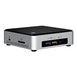 Kit pc à monter Intel Next Unit of Computing Kit NUC6i3SYK - Barebone - mini ordinateur de bureau - 1 x Core i3 6100U / 2.3 GHz - HD Graphics 520 - GigE - LAN sans fil: 802.11a/b/g/n/ac, Bluetooth 4.1