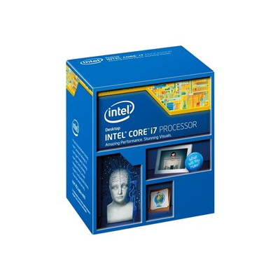 Intel - CORE I7-4790K 4.00GHZ  W/O FAN