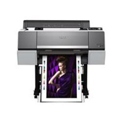 """Traceur Epson SureColor SC-P7000V - 24"""" imprimante grand format - couleur - jet d'encre - Rouleau (61 cm) - 2 880 x 1 440 dpi - USB 2.0, Gigabit LAN"""