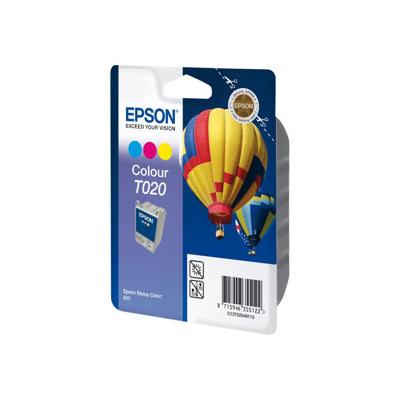 Epson - TANICA COLORE X STYLUSC880/880T