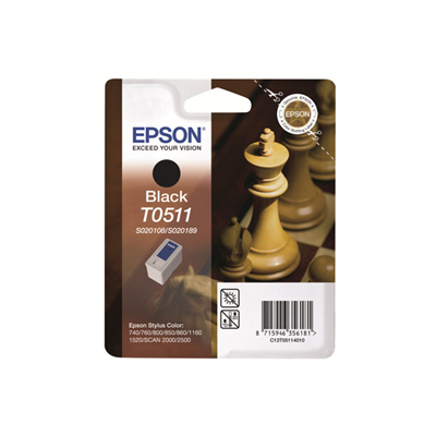 Epson - TWIN PACK 2 CARTUCCE INCH. NERO