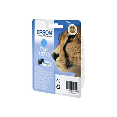 Epson - CART.INCH CIANO BLISTER MFDX4000