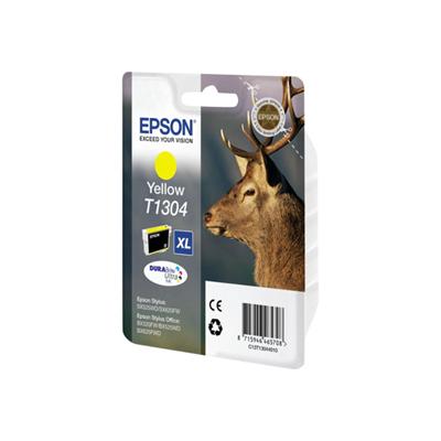 Epson - CARTUCCIA INCH.GIALLO CERVO TG.XL