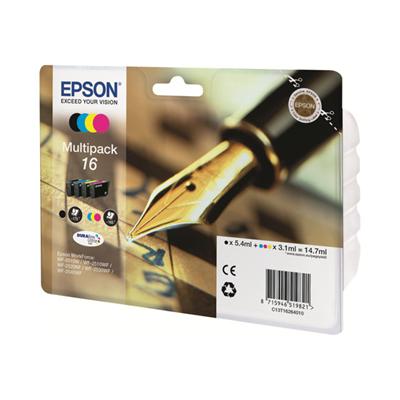 Epson - MULTIPACK N.4 CART.PENNA/CRUCIVERBA