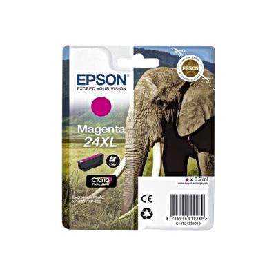 Epson - CARTU. MAGENTA  SERIE24XL ELEFANTE