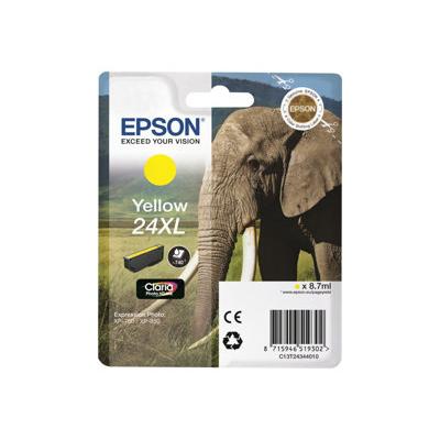 Epson - CART. GIALLO   SERIE24XL ELEFANTE