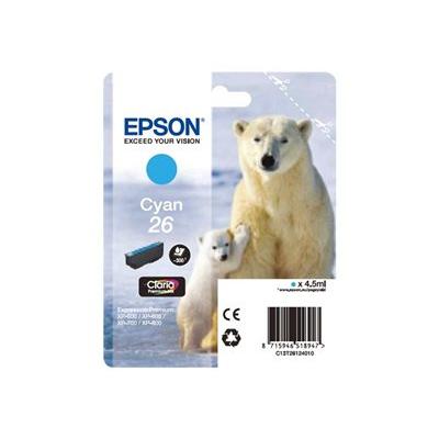 Epson - CARTUCCIA CIANO  ORSO POLARE