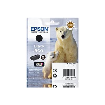 Epson - CART.NERO XL ORSOPOLARE ANTITACCHEG