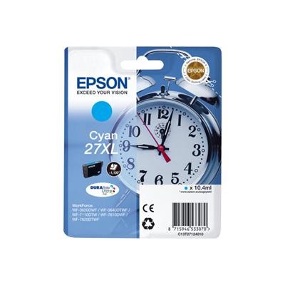 Epson - CART.INCH CIANO SVEGLIA SERIE 27XL