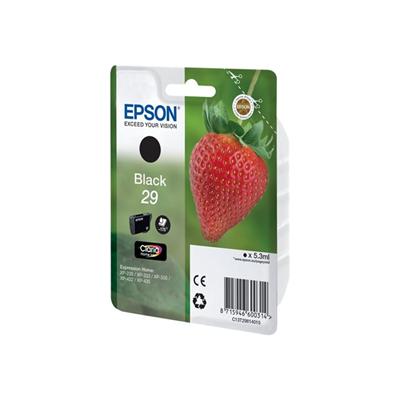 Epson - CART.INCH NERO FRAGOLA SERIE 29