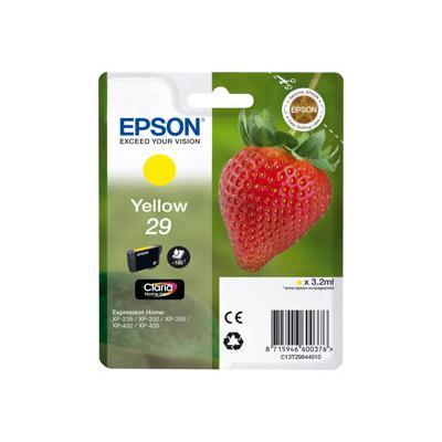 Epson - CART. GIALLO FRAGOLA SERIE 29