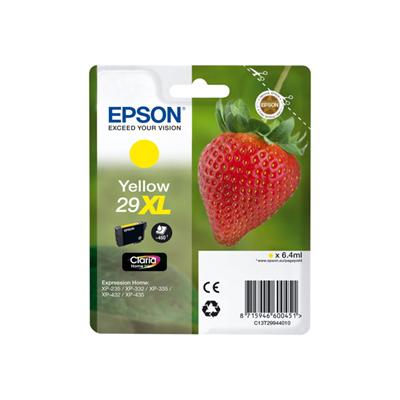 Epson - CARTUCCIA GIALLO  FRAGOLA T29XL