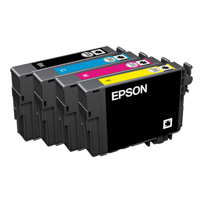 Epson - MULTIPACK N.4 CART. T29XL FRAGOLA