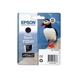 Epson - Cart.inch nero puffin 14ml