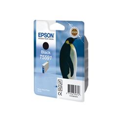 Epson - Cartuccia inchiostro nero in confez