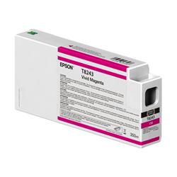 Epson - Epson t824300 - 350 ml - magenta vi