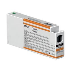 Epson - Epson t824a - 350 ml - arancione -