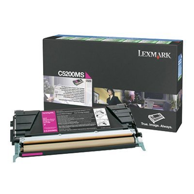 Lexmark - TONER MAGENTA  C520/C530 1 5K
