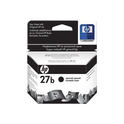 Cartuccia inkjet HP - CARTUCCIA INK NERO HP N.27 BLISTER