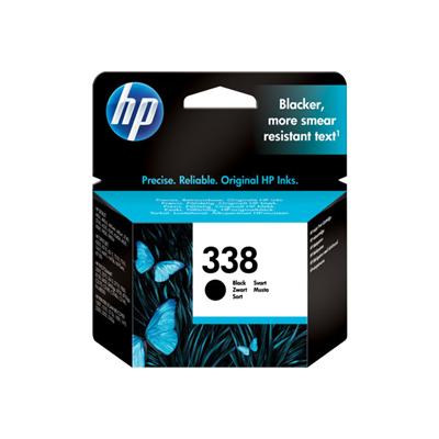 Cartuccia inkjet HP - CART.INK NERO HP N.338  BLISTER