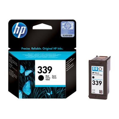 Cartuccia inkjet HP - CARTUCCIA INK NERO HP N.339 BLISTER