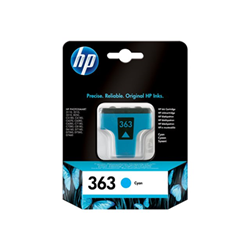 HP - Hp 363 - 4 ml - cyan - originale -