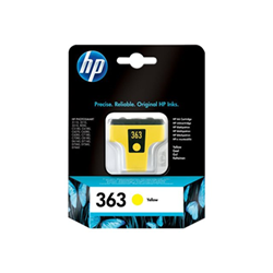 HP - Hp 363 - giallo - originale - cartu
